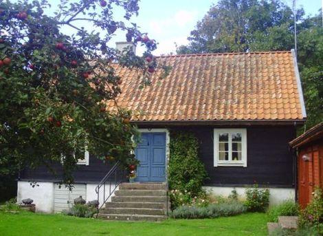 Malmens största hus, byggt 1863.